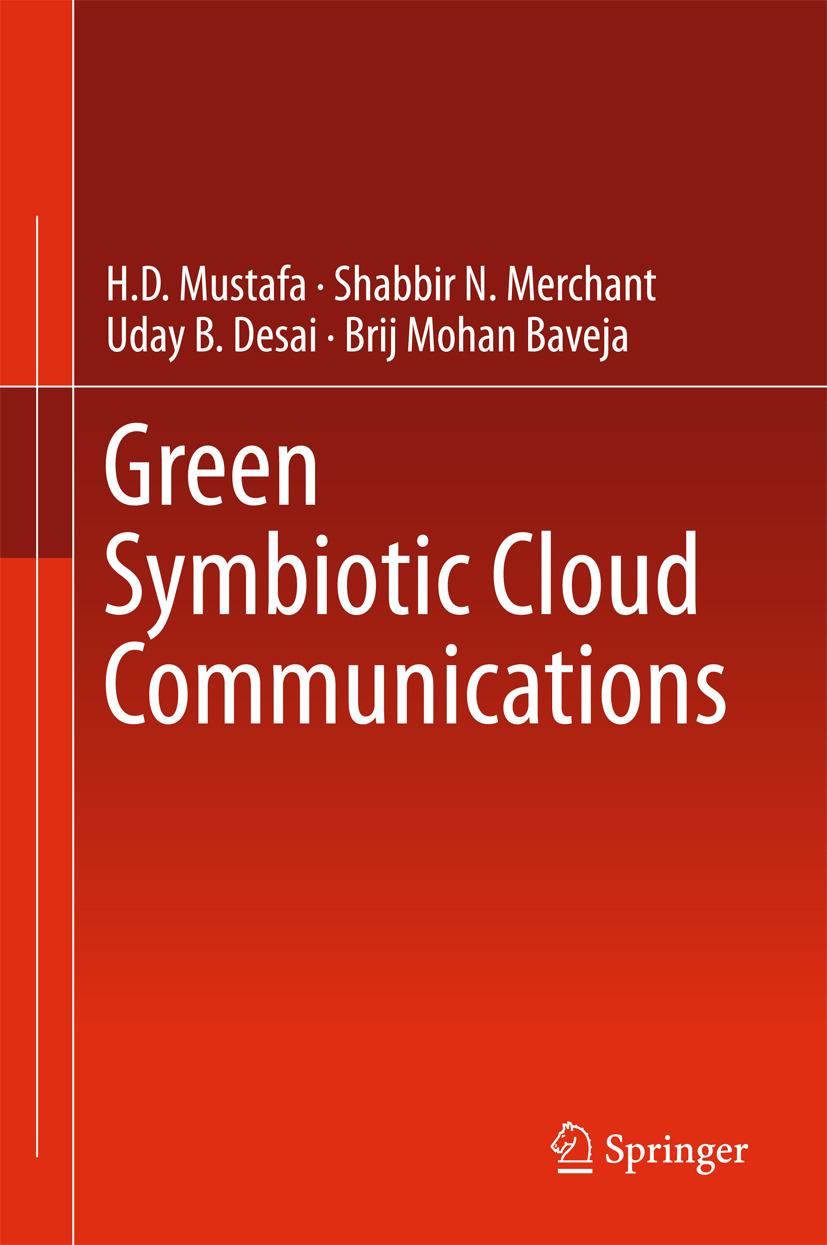 Baveja, Brij Mohan - Green Symbiotic Cloud Communications, ebook