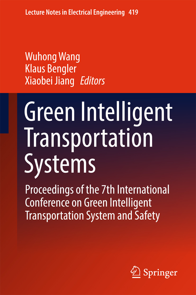 Bengler, Klaus - Green Intelligent Transportation Systems, ebook