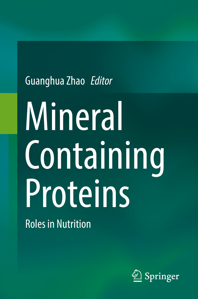Zhao, Guanghua - Mineral Containing Proteins, ebook