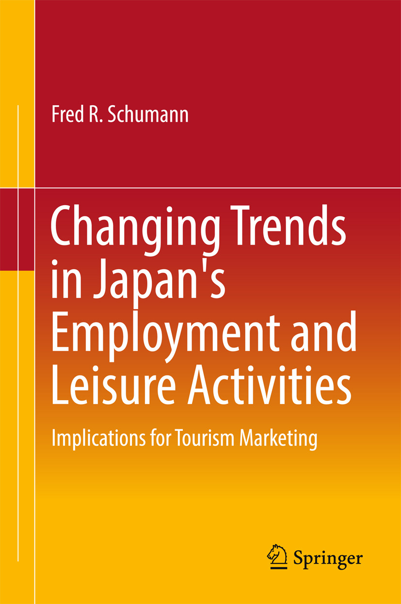 Schumann, Fred R. - Changing Trends in Japan's Employment and Leisure Activities, ebook