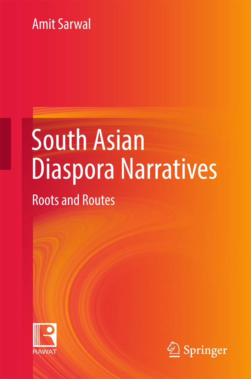 Sarwal, Amit - South Asian Diaspora Narratives, e-bok