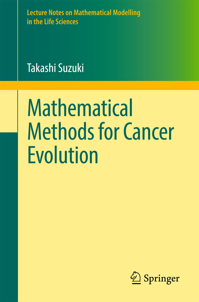 Suzuki, Takashi - Mathematical Methods for Cancer Evolution, ebook