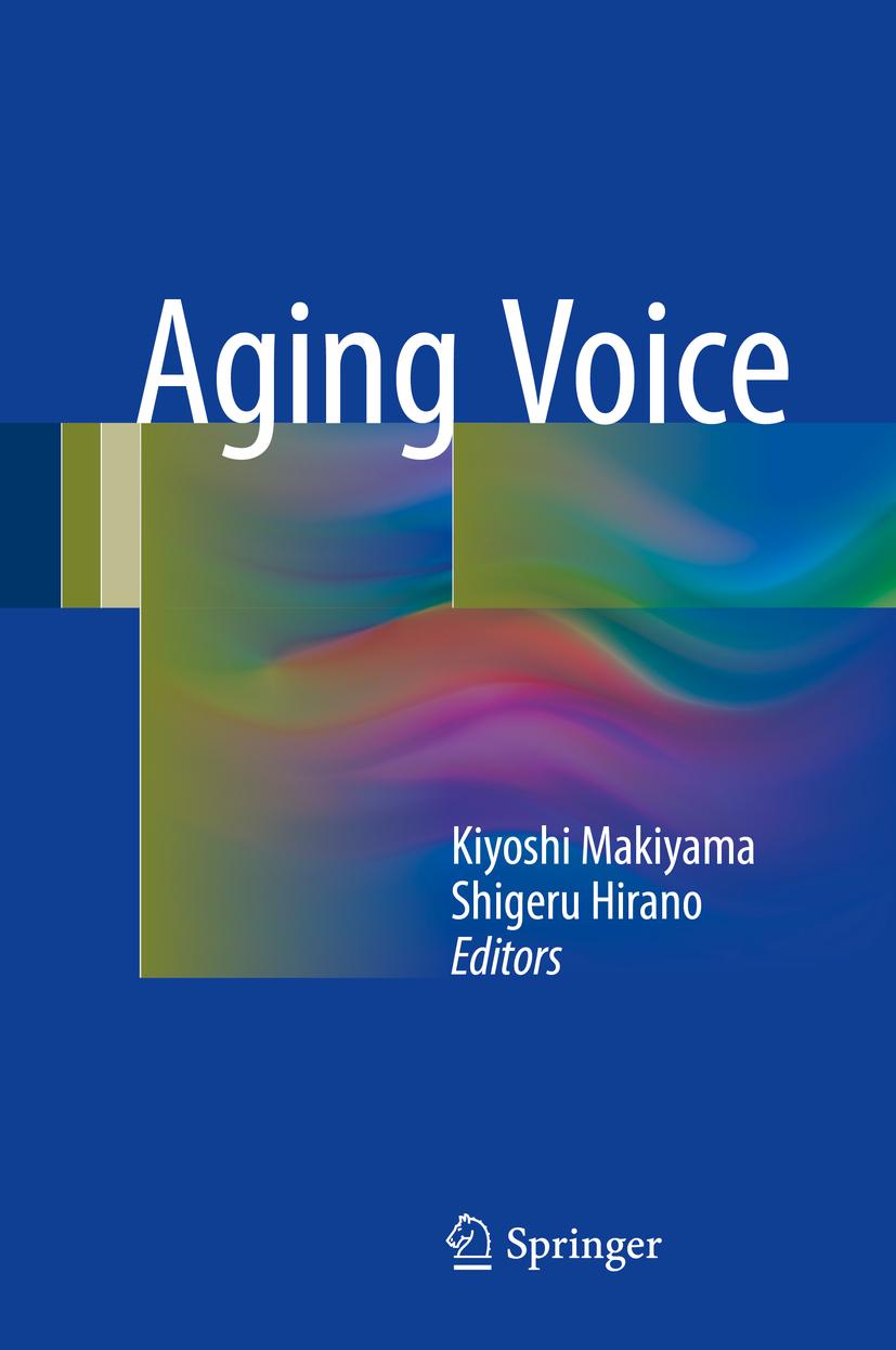 Hirano, Shigeru - Aging Voice, ebook