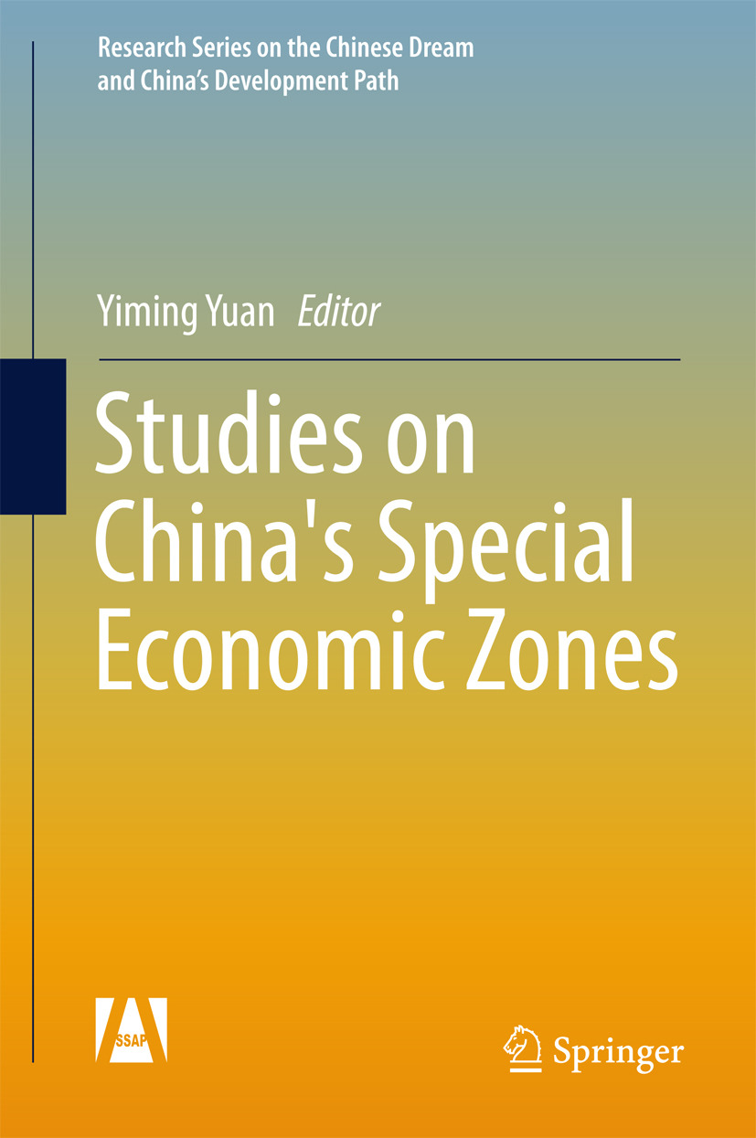 Yuan, Yiming - Studies on China's Special Economic Zones, ebook