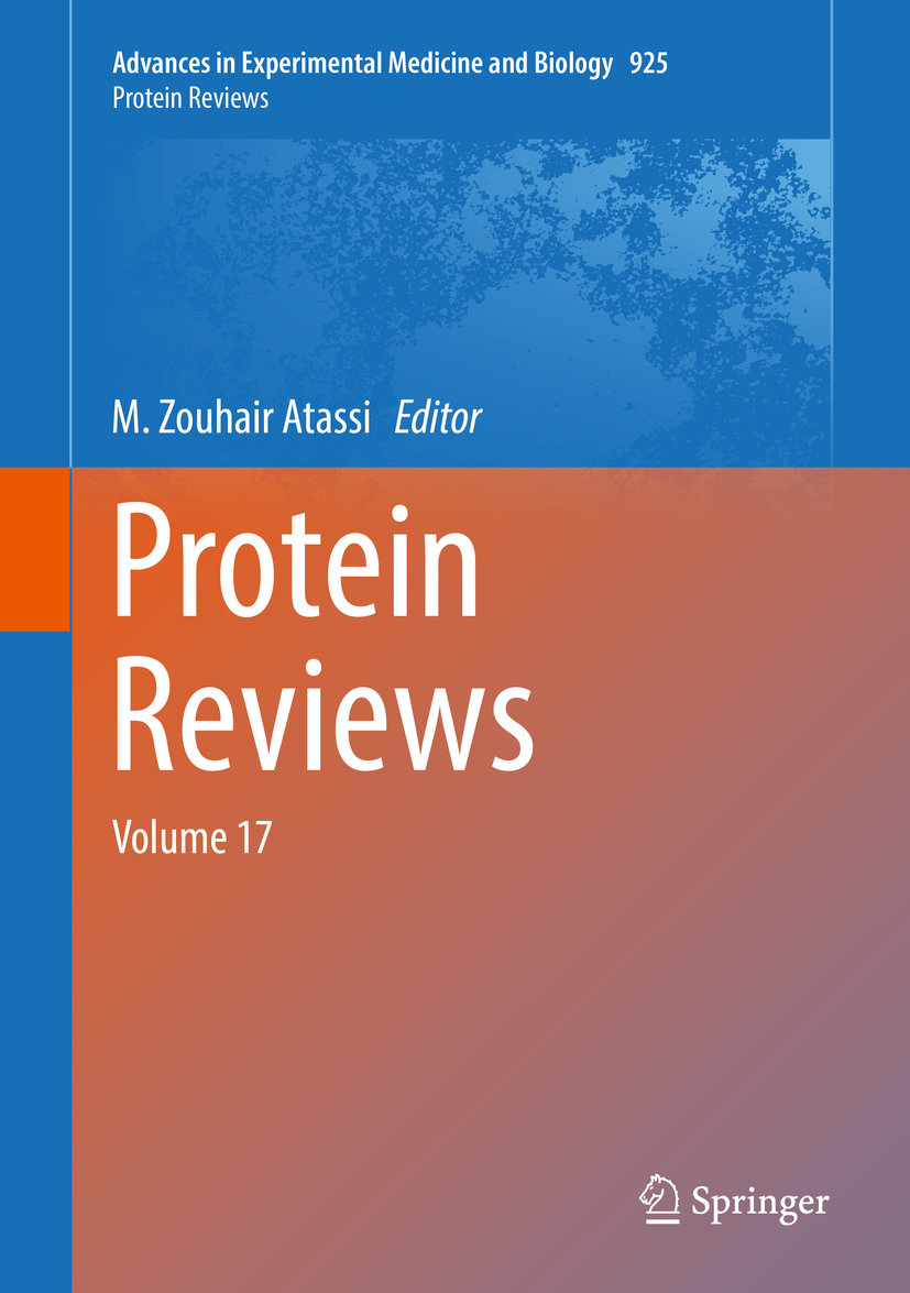 Atassi, M. Zouhair - Protein Reviews, e-bok