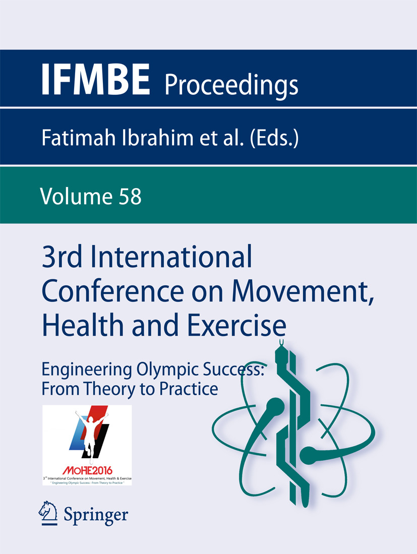 Ahmad, Mohd Yazed - 3rd International Conference on Movement, Health and Exercise, ebook
