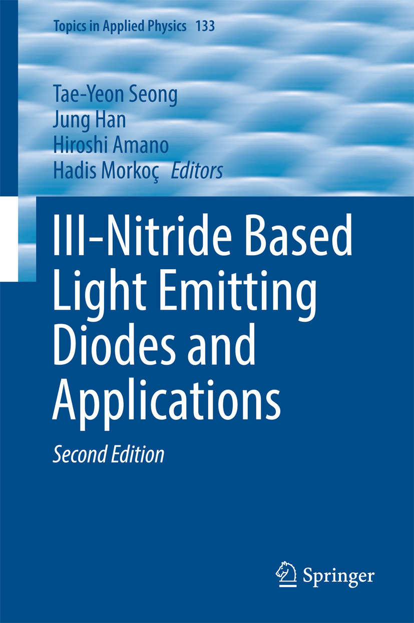 Amano, Hiroshi - III-Nitride Based Light Emitting Diodes and Applications, ebook