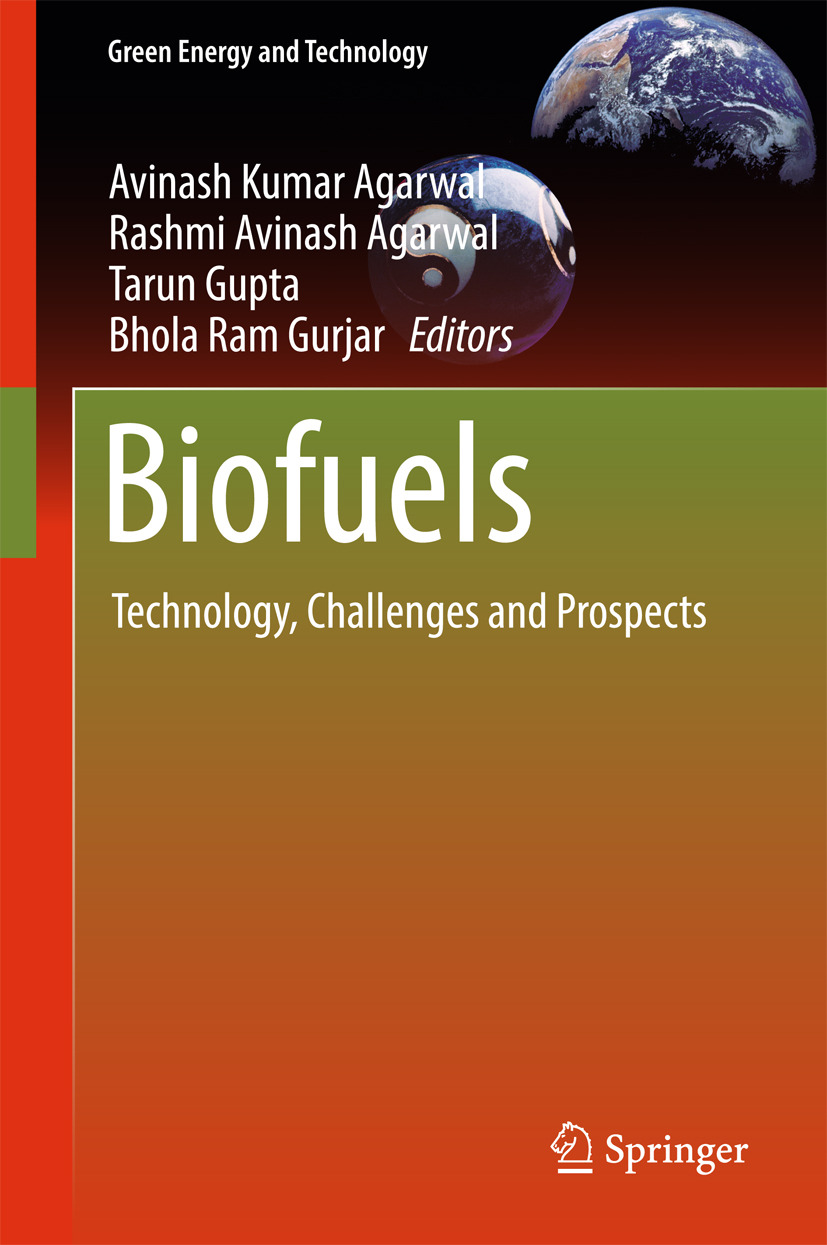 Agarwal, Avinash Kumar - Biofuels, e-kirja