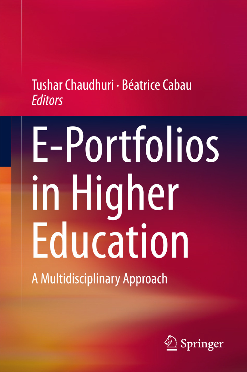 Cabau, Béatrice - E-Portfolios in Higher Education, ebook