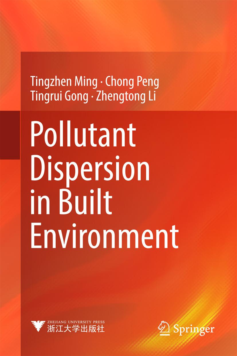 Gong, Tingrui - Pollutant Dispersion in Built Environment, ebook