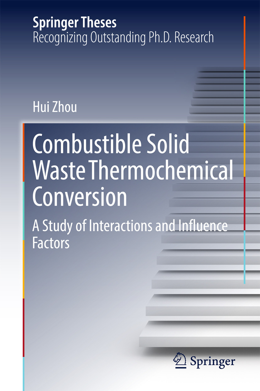 Zhou, Hui - Combustible Solid Waste Thermochemical Conversion, ebook