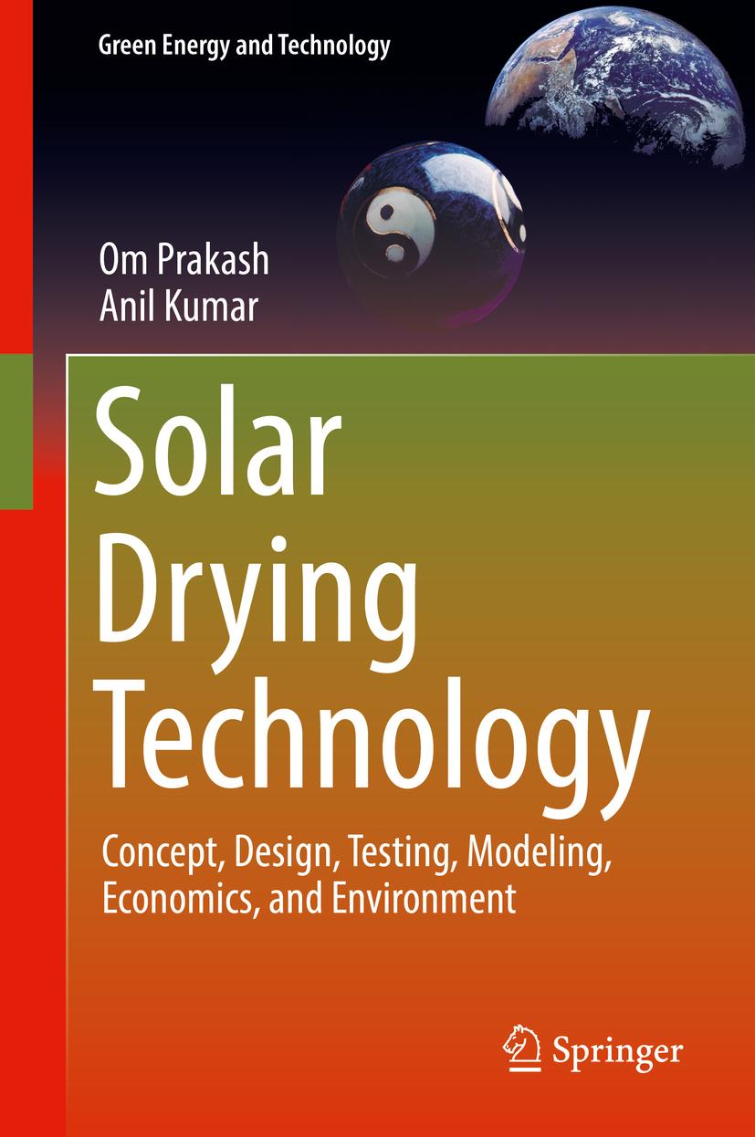 Kumar, Anil - Solar Drying Technology, ebook