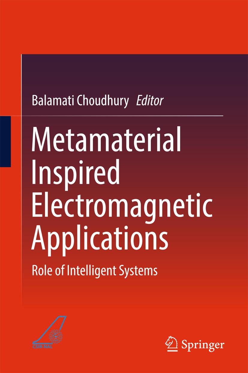 Choudhury, Balamati - Metamaterial Inspired Electromagnetic Applications, ebook