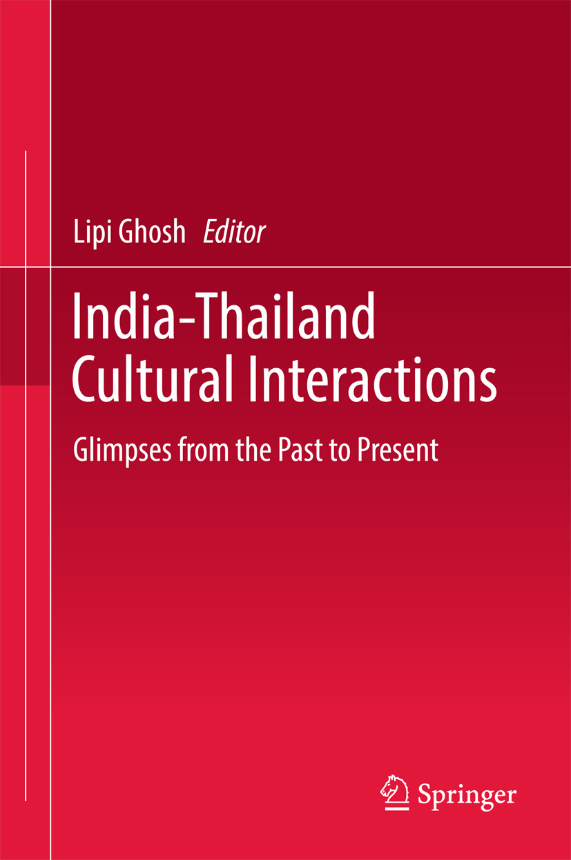 Ghosh, Lipi - India-Thailand Cultural Interactions, ebook
