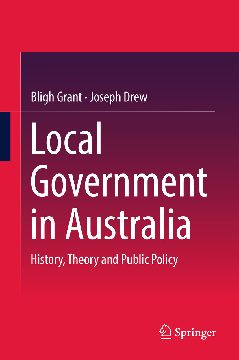 Drew, Joseph - Local Government in Australia, ebook