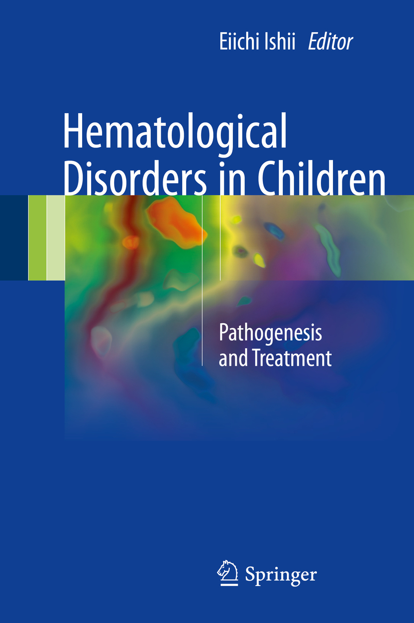 Ishii, Eiichi - Hematological Disorders in Children, ebook