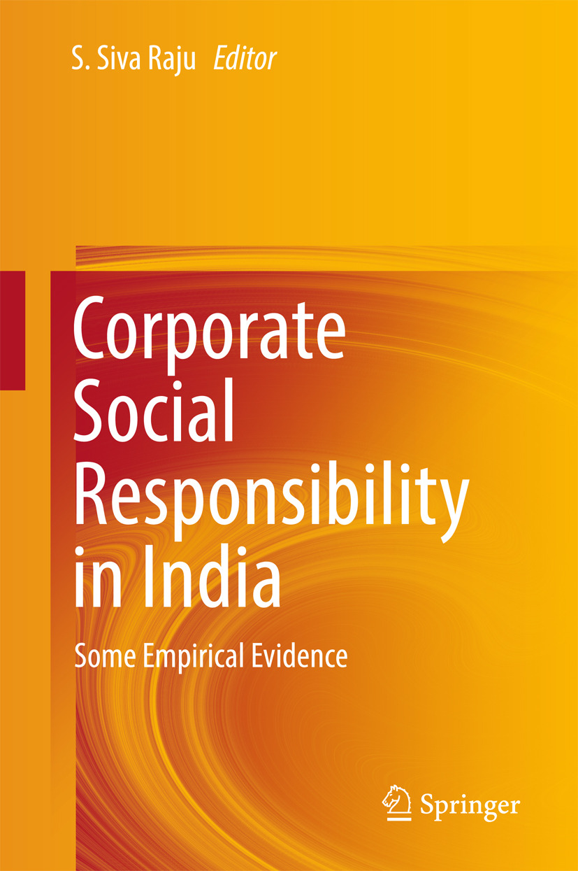 Raju, S. Siva - Corporate Social Responsibility in India, e-bok