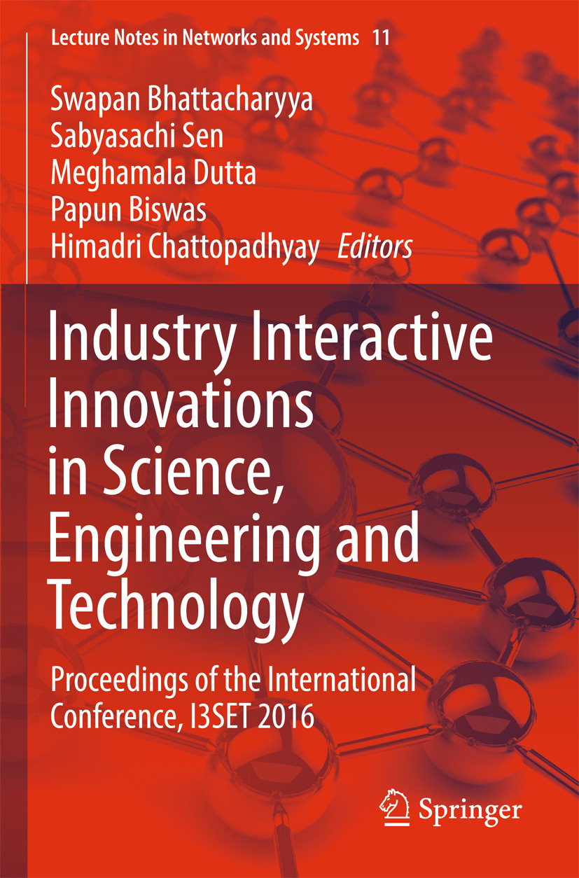 Bhattacharyya, Swapan - Industry Interactive Innovations in Science, Engineering and Technology, ebook