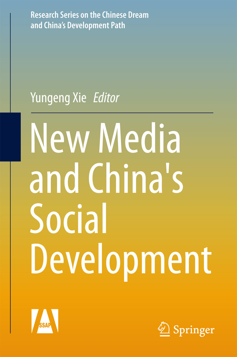 Xie, Yungeng - New Media and China's Social Development, ebook