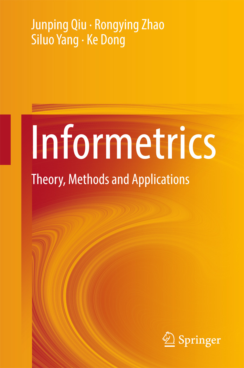 Dong, Ke - Informetrics, ebook