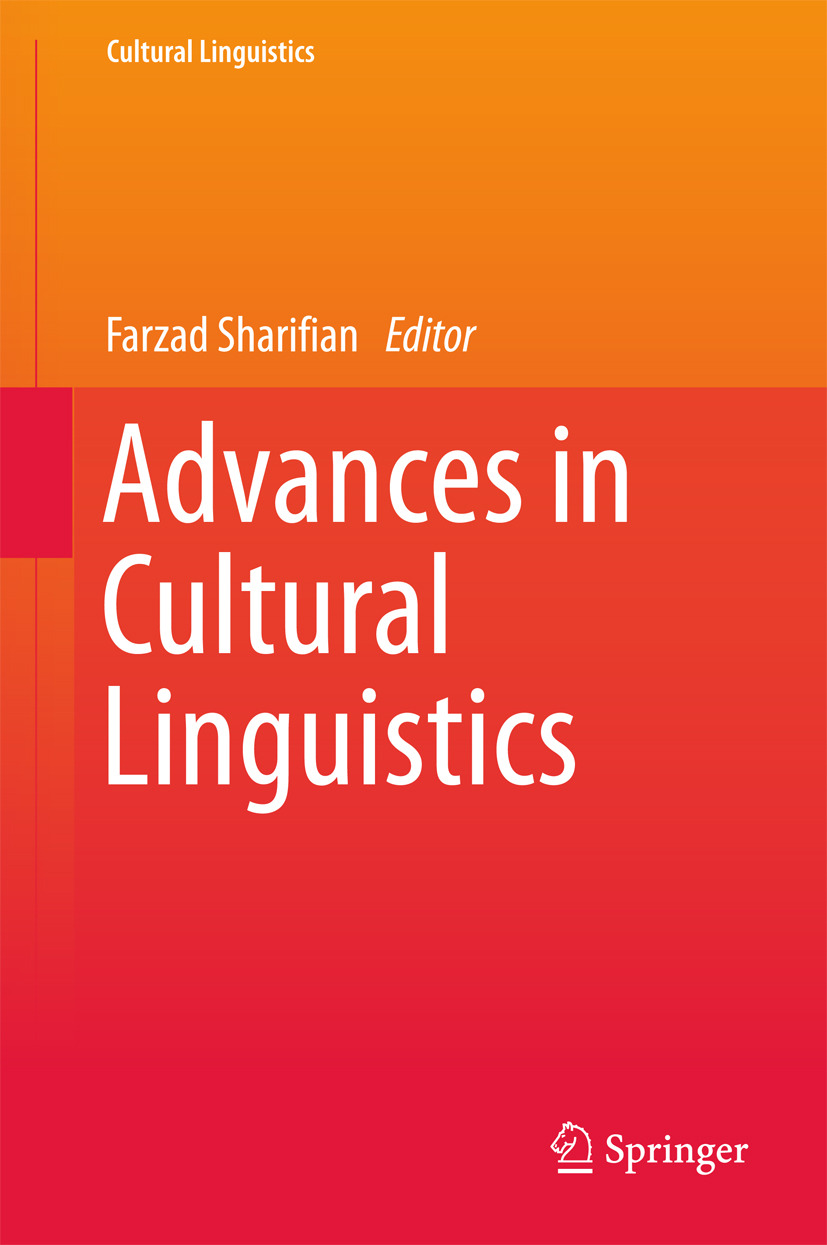 Sharifian, Farzad - Advances in Cultural Linguistics, ebook