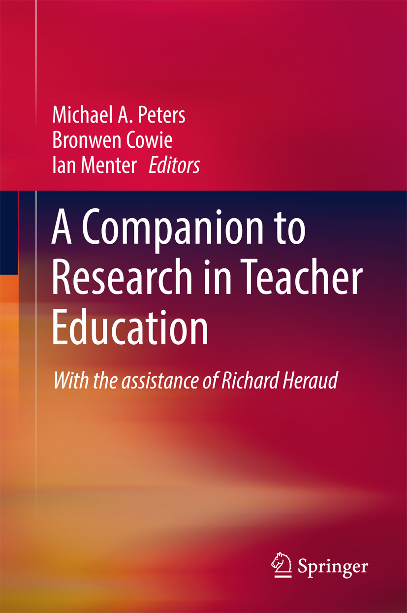Cowie, Bronwen - A Companion to Research in Teacher Education, ebook