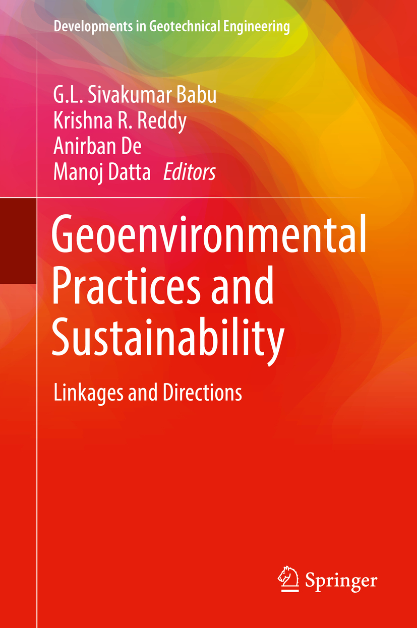 Babu, G.L. Sivakumar - Geoenvironmental Practices and Sustainability, ebook