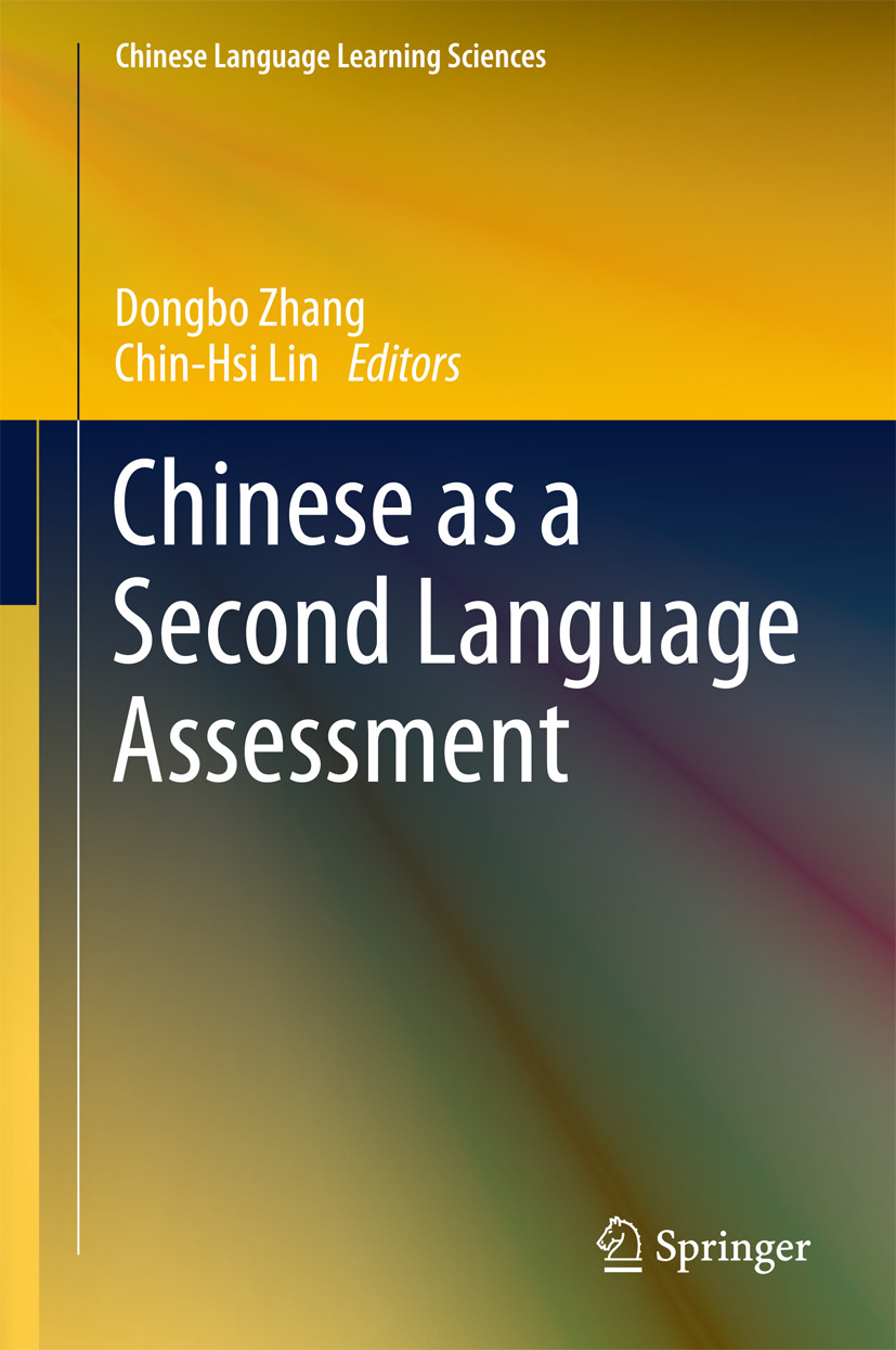 Lin, Chin-Hsi - Chinese as a Second Language Assessment, ebook