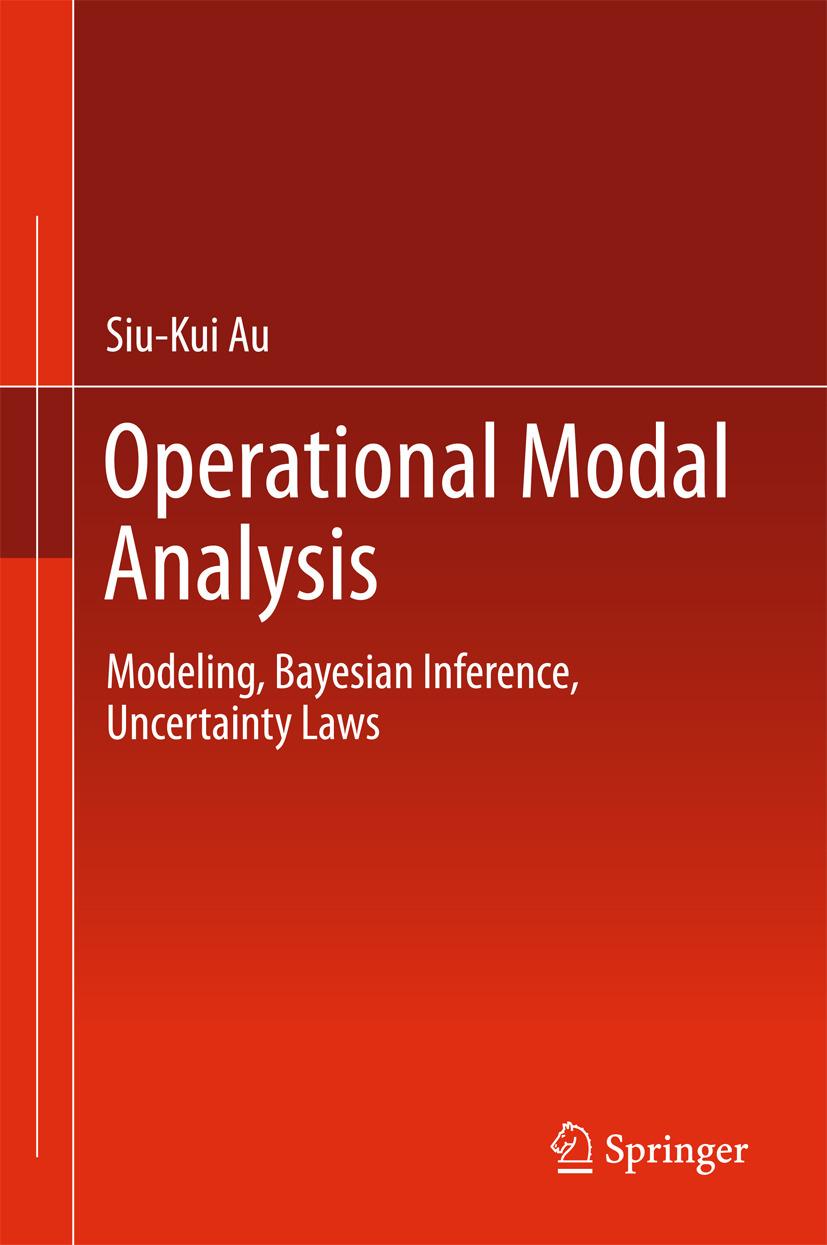 Au, Siu-Kui - Operational Modal Analysis, ebook