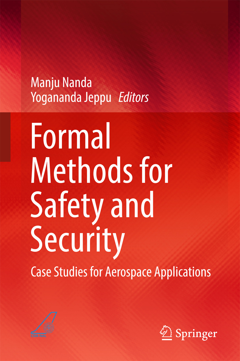 Jeppu, Yogananda - Formal Methods for Safety and Security, ebook