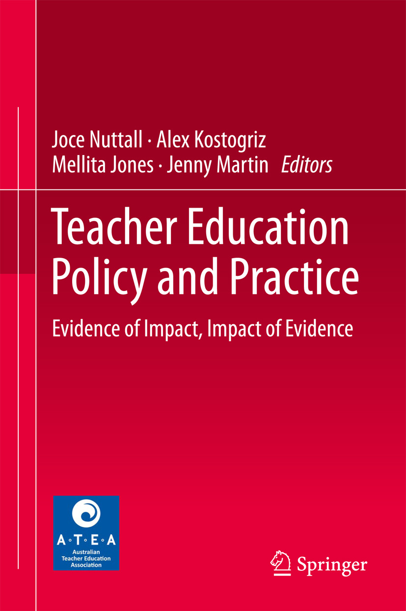 Jones, Mellita - Teacher Education Policy and Practice, ebook