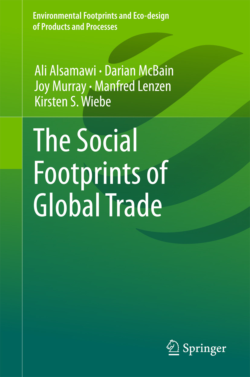 Alsamawi, Ali - The Social Footprints of Global Trade, ebook