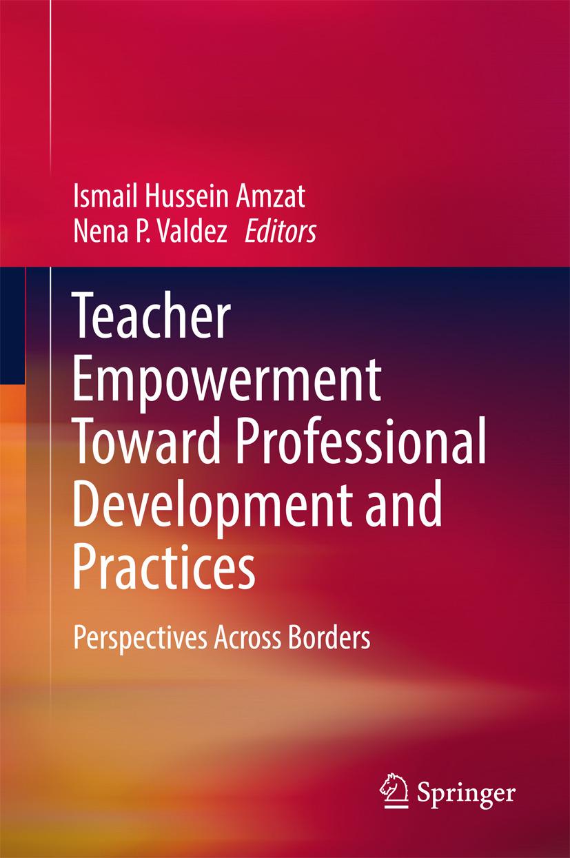Amzat, Ismail Hussein - Teacher Empowerment Toward Professional Development and Practices, ebook