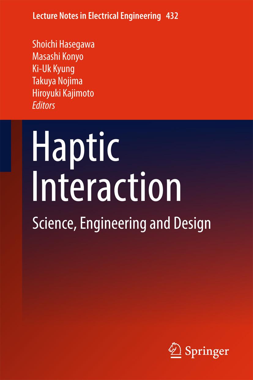 Hasegawa, Shoichi - Haptic Interaction, ebook