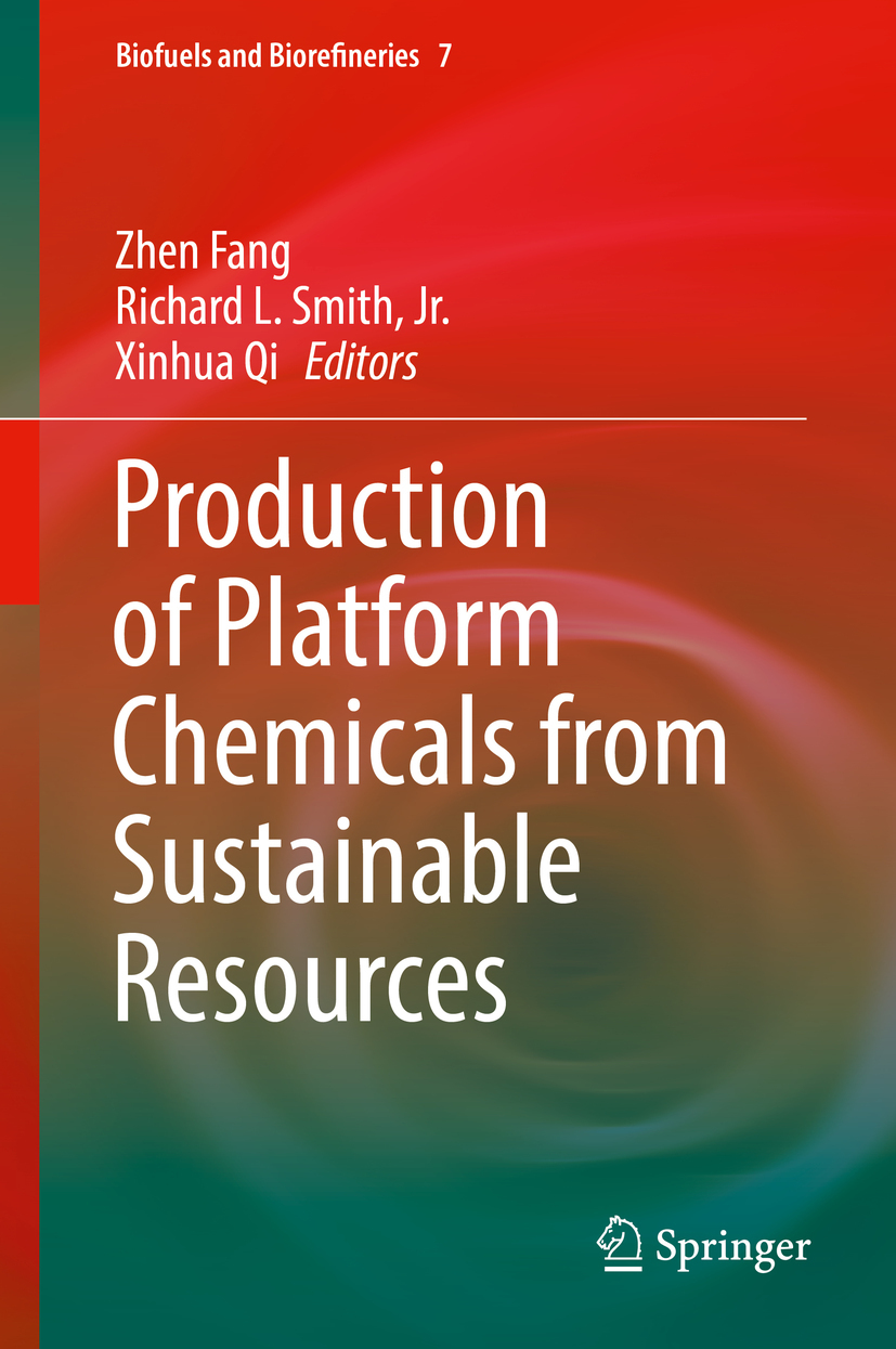 Fang, Zhen - Production of Platform Chemicals from Sustainable Resources, ebook