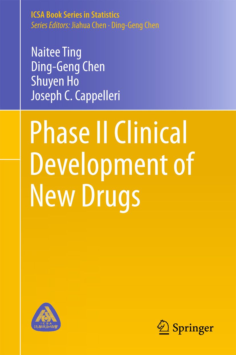 Cappelleri, Joseph C. - Phase II Clinical Development of New Drugs, ebook