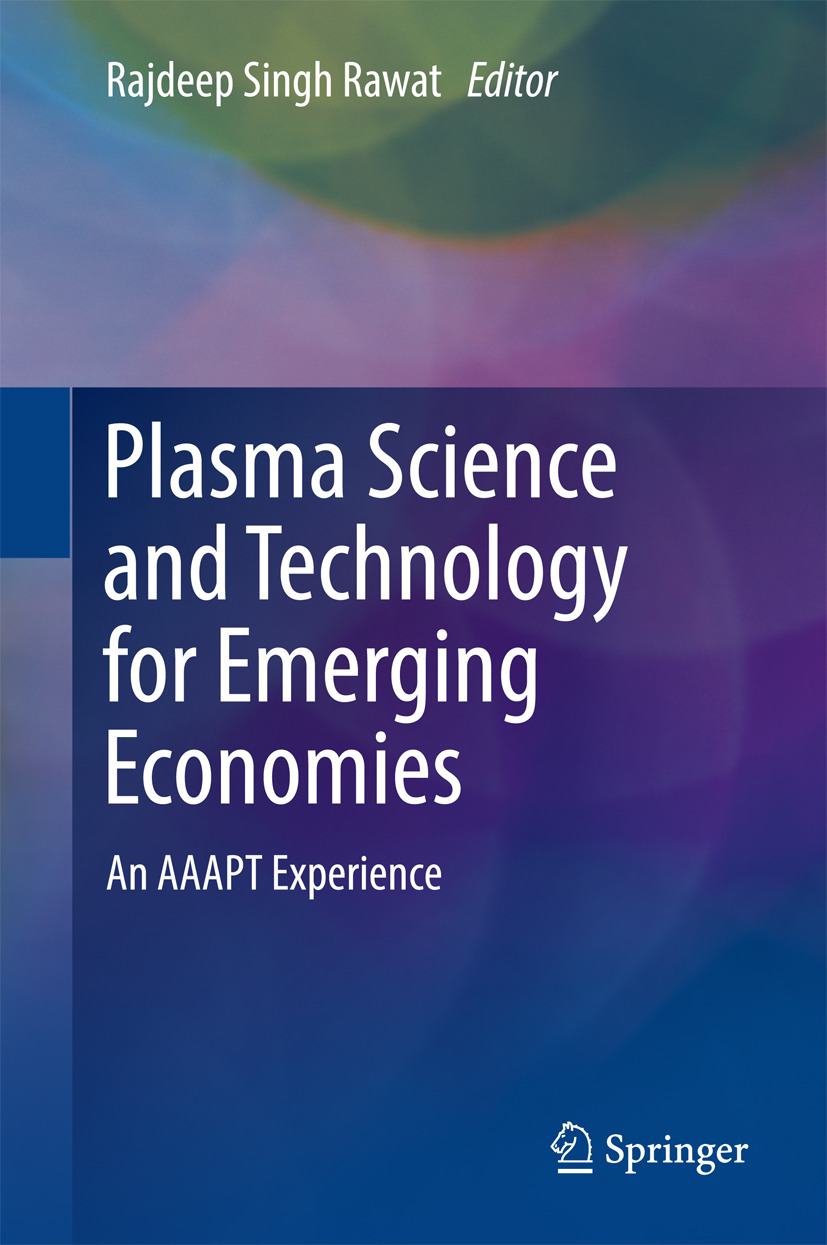 Rawat, Rajdeep Singh - Plasma Science and Technology for Emerging Economies, e-kirja