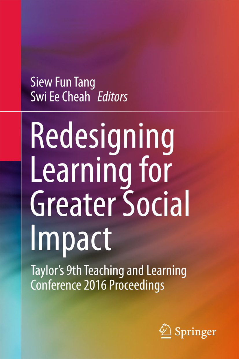 Cheah, Swi Ee - Redesigning Learning for Greater Social Impact, ebook