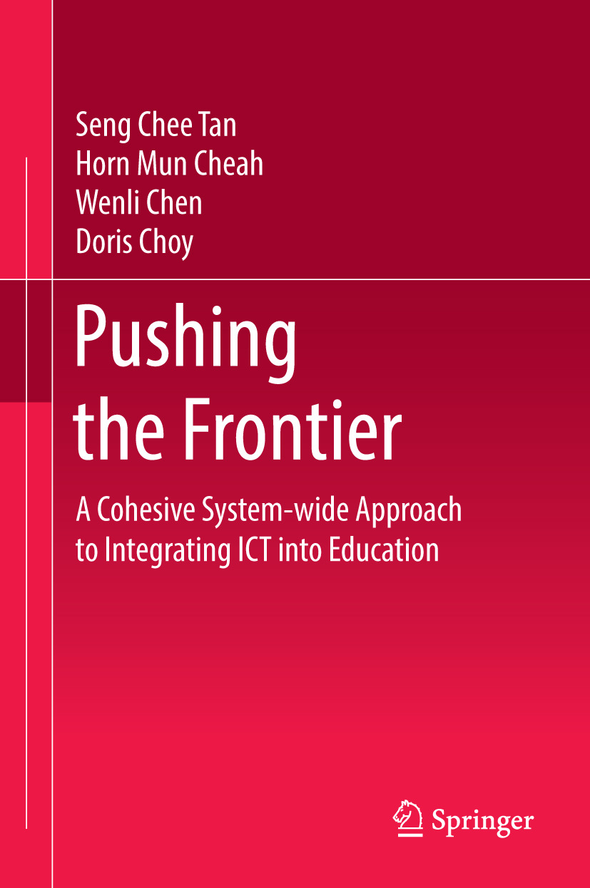 Cheah, Horn Mun - Pushing the Frontier, ebook
