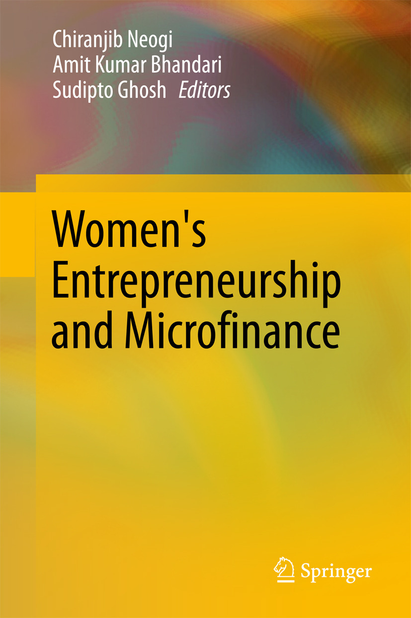 Bhandari, Amit Kumar - Women's Entrepreneurship and Microfinance, ebook