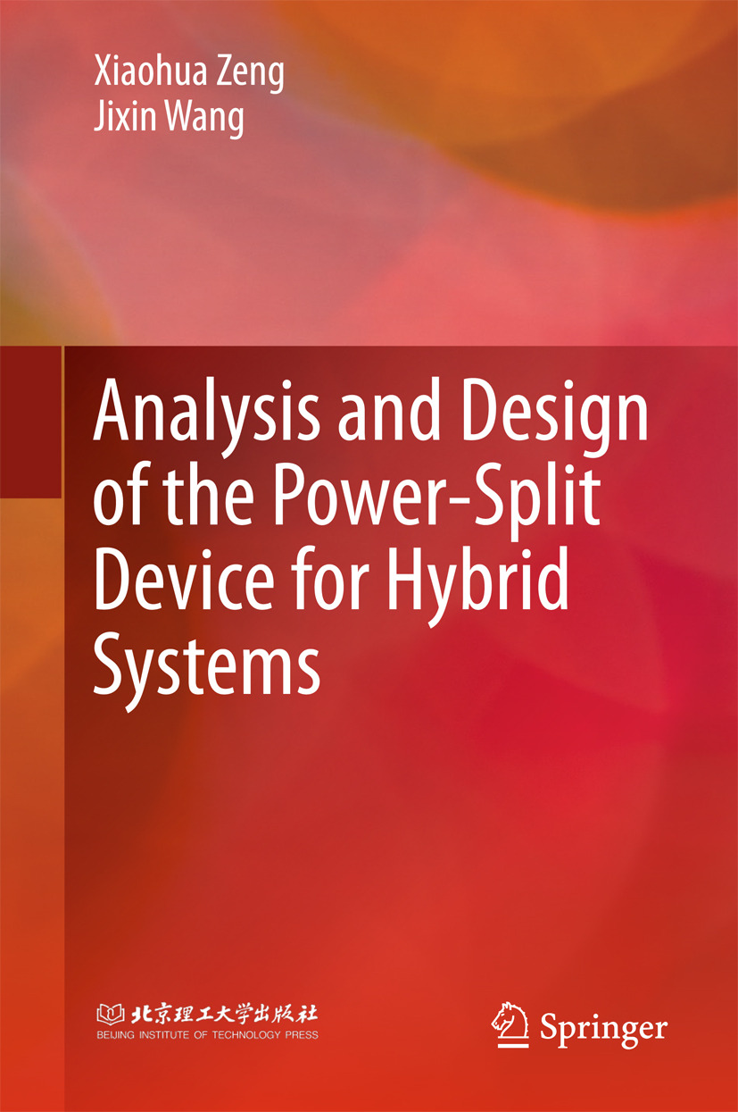 Wang, Jixin - Analysis and Design of the Power-Split Device for Hybrid Systems, ebook