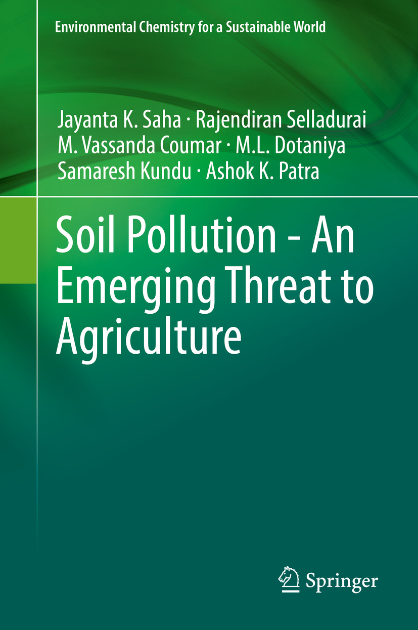 Coumar, M. Vassanda - Soil Pollution - An Emerging Threat to Agriculture, ebook