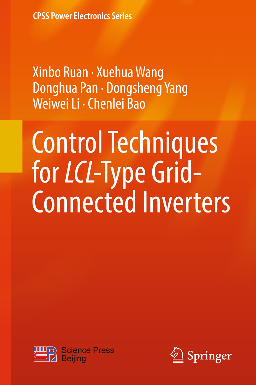 Bao, Chenlei - Control Techniques for LCL-Type Grid-Connected Inverters, ebook