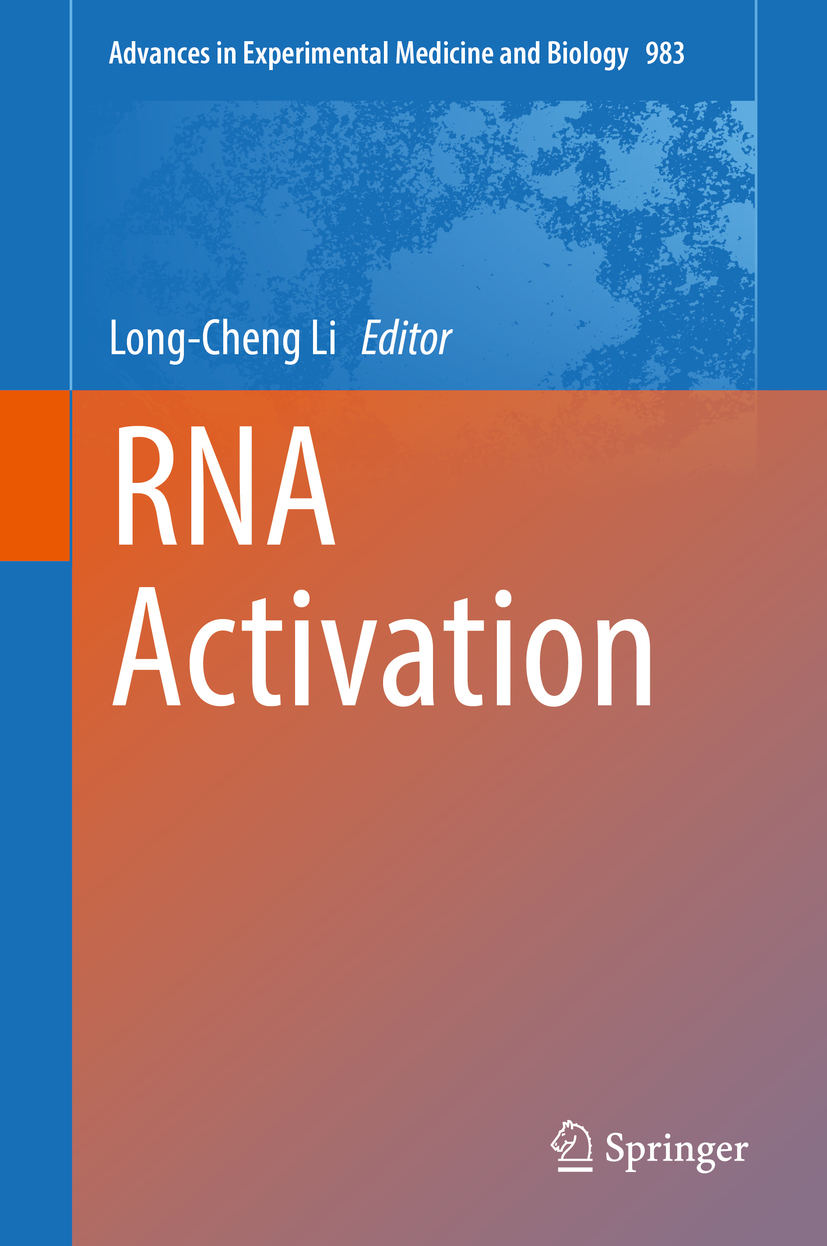 Li, Long-Cheng - RNA Activation, ebook