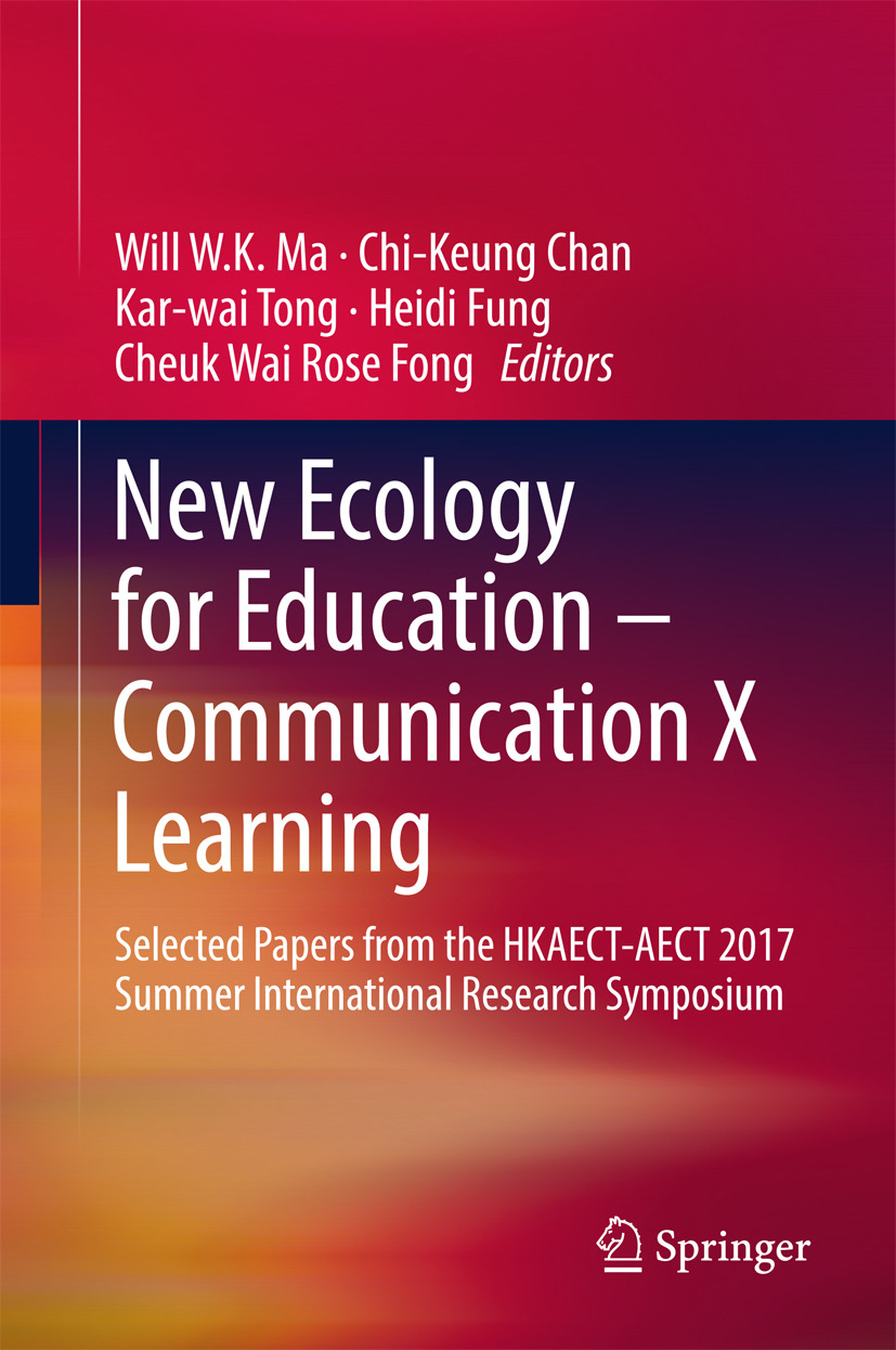 Chan, Chi-Keung - New Ecology for Education — Communication X Learning, ebook