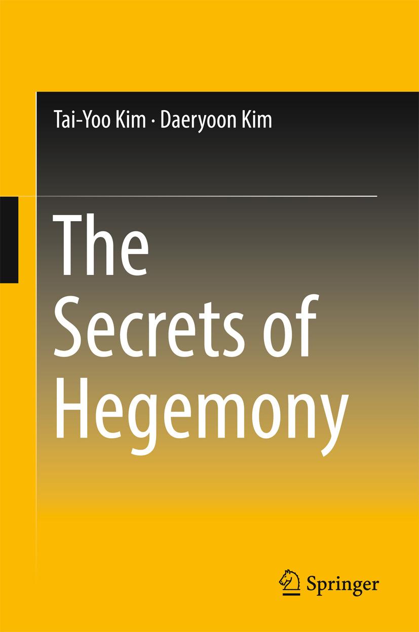 Kim, Daeryoon - The Secrets of Hegemony, ebook