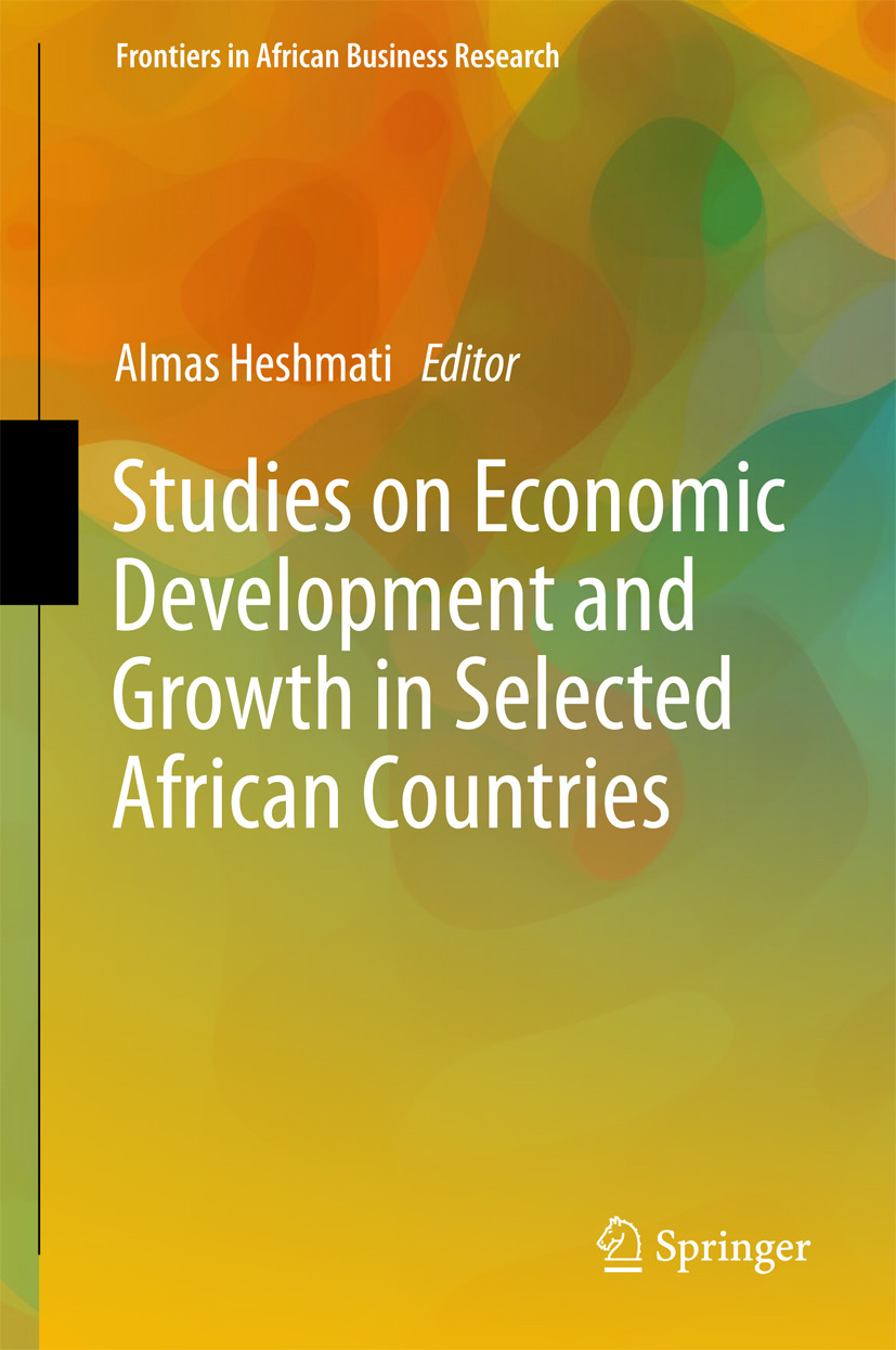 Heshmati, Almas - Studies on Economic Development and Growth in Selected African Countries, e-bok
