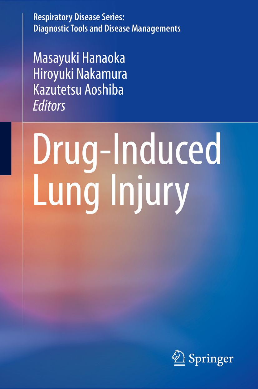 Aoshiba, Kazutetsu - Drug-Induced Lung Injury, ebook
