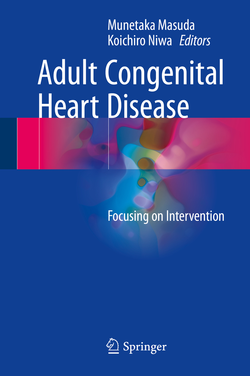 Masuda, Munetaka - Adult Congenital Heart Disease, ebook