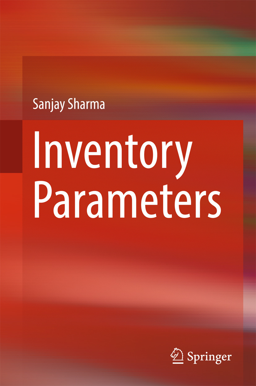 Sharma, Sanjay - Inventory Parameters, ebook